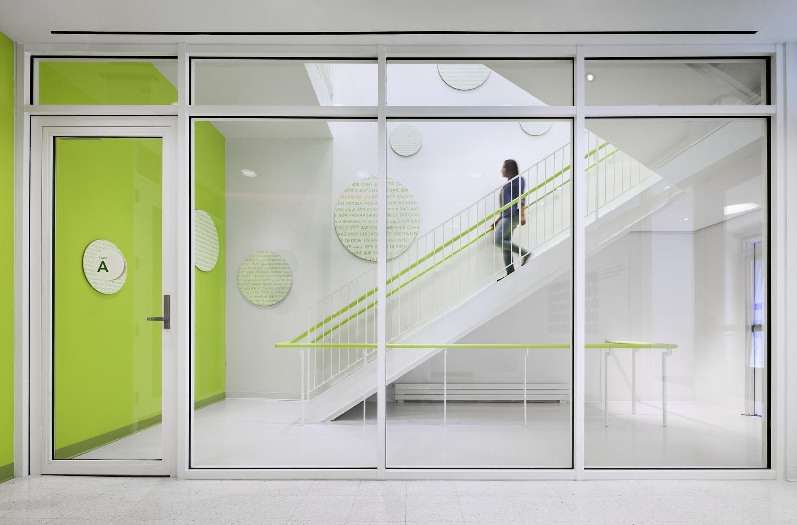Fire Rated Glass Stair Enclosure Photos Pixelmari Com