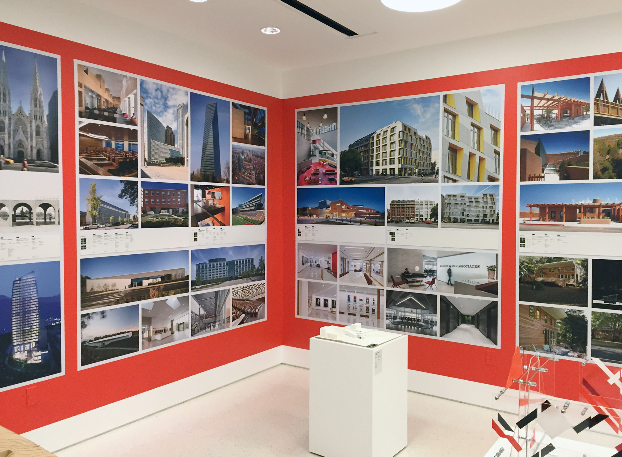 SYA In New York Design Exhibition At Center For Architecture
